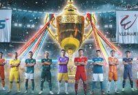Xem trực tiếp bóng đá V League 2021 mới nhất