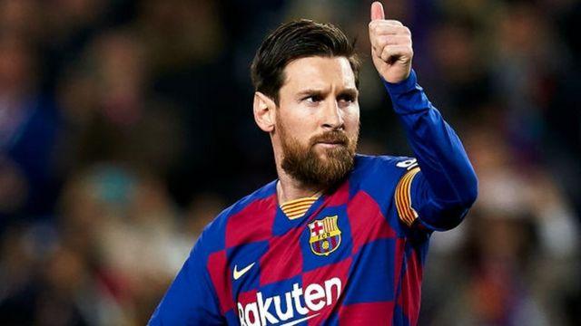 Messi cầu thủ sở hữu chân trái điêu luyện