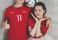 Xuýt xoa trước dàn bạn gái của các cầu thủ U23 Việt Nam