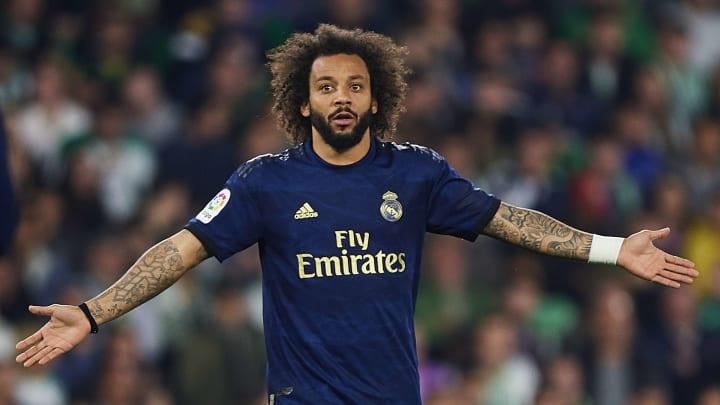 Marcelo hậu vệ tài năng